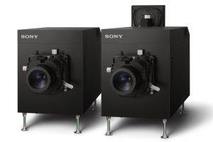 Sony 4K Cinema Digital Projector