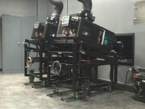 Cinema Digital Projectors