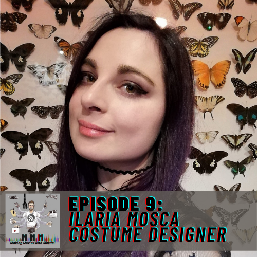 Episode 9: Ilaria Mosca – Costume Designer